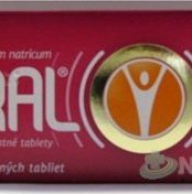 VERAL 25 mg - Veral 25mg tbl.ent.30 x 25mg